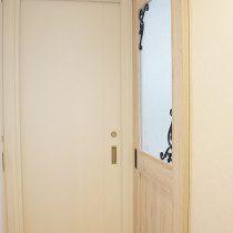 1F 飾りドア