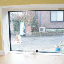 1F ねこちゃん窓